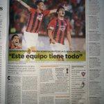 Repercusiones de la victoria de .@CCP1912oficial ante @SantaFe por la Copa Sudamericana El Pueblo Está FELIZ! 🔴🔵⚽💪 https://t.co/2YJkr1MHNf