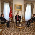 Başbakan Yıldırım, TÇMB Yönetim Kurulu Başkanı Mustafa Şevki Tüzün ve beraberindeki heyeti kabul etti. https://t.co/YAsohrFmzr