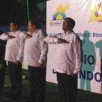 #InfoTurquesa el Presidente Municipal de Othón P. Blanco, Luis Torres tomó el mando de la Policía Municipal https://t.co/mSHtB1Pwpl