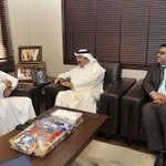 رئيس (المحاسبين والمراجعين) التقى نائب مدير عام وكالة الانباء الكويتية (كونا)  https://t.co/qiq8Bp4c1M https://t.co/daecTG9tSH