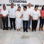 #InfoTurquesa #Tulum Romalda Dzul Camaal, presidenta municipal de Tulum tomó el mando de seguridad pública municipal https://t.co/Cfg3BetW7A