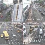 Sin congestión vehicular se muestra el sector sur de #Guayaquil. Conduzca respetando las señales de tránsito https://t.co/0cH54PC8BB