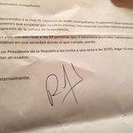 Prsidente @MashiRafael se excusa de participar en cena por impuntualidad de los invitados https://t.co/PdzOoqrSGo https://t.co/LESCENVwvQ