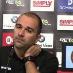 El entrenador del @BilbaoBasket analiza el debut liguero del equipo (vídeo) https://t.co/vMH2cxB0Mj https://t.co/L2kP00F2mO