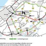30/9 22.00 uur tot 3/10 5.00 uur weekendafsluiting A12 richting Utrecht. https://t.co/O7bBhncNsM https://t.co/LpwhoLLf1E