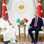 Suudi Arabistan Veliaht Prensi Muhammed Bin Nayif Cumhurbaşkanlığı Külliyesinde https://t.co/6VD9ubrcGz https://t.co/JqKvQ2RO2o