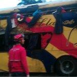 #EXTRAOFICIAL   Asciende a 18 los muertos en accidente de Expresos Los Llanos en Guasipati, Ciudad Bolívar https://t.co/78qUVCXGuy #30Sep https://t.co/7sgkrMGSut