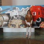 Un mural que habla de espacios recuperados y talento tamaulipeco. Gracias Tony y  @luzma777 por su arte l! @ITCA_ https://t.co/kavNHbSTe5