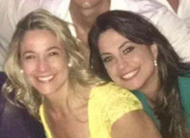 Fernanda Gentil assume namoro com uma jornalista: 'Exercendo meu direito de ser muito, muito feliz'.… https://t.co/GIlM1v2ZUA