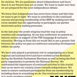 Weve just released our Youth Manifesto! Find out why we are standing to #MakeMembersMatter in internal elections at SNP Conference. https://t.co/cPL0DYwuXo