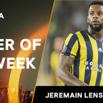 Jeremain Lens has been voted #UEL Player of the Week 👏 https://t.co/qQx2ugWeOU