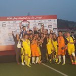 Shaheen  Asmayee wins the Afghan Premier Leagues cup by beating De Maiwand Atalan 2-1 #RAPL #Afghanistan https://t.co/iCFTQrDyKN