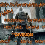 SUB FRIDAY!!!!! 2 spots open to play The Division w/my wife & I. #xboxone #sub #play #livestream #friday #SupportSmallStreamers https://t.co/d0qaPwEMOz