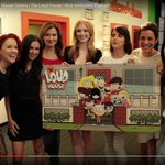 Watch what happened behind the scenes at The Loud House Sisters podcast ep recording! https://t.co/n7OoUf3kkL #InternationalPodcastDay https://t.co/35YBiALgFI