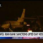 .@WSJ: Iran bank sanctions lifted day hostages freed. https://t.co/MVwzTDlHVj