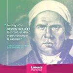 """Un día como hoy, pero de 1765, nació el héroe mexicano, José María Morelos y Pavón, el """"Siervo de la Nación"""". https://t.co/73AmWBMMqw"""