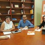 Reunión con el Grupo de Trabajo de Afers Socials de Tarragona. Un lujo de equipo con el que da gusto trabajar. https://t.co/LVa3WYl3ZI