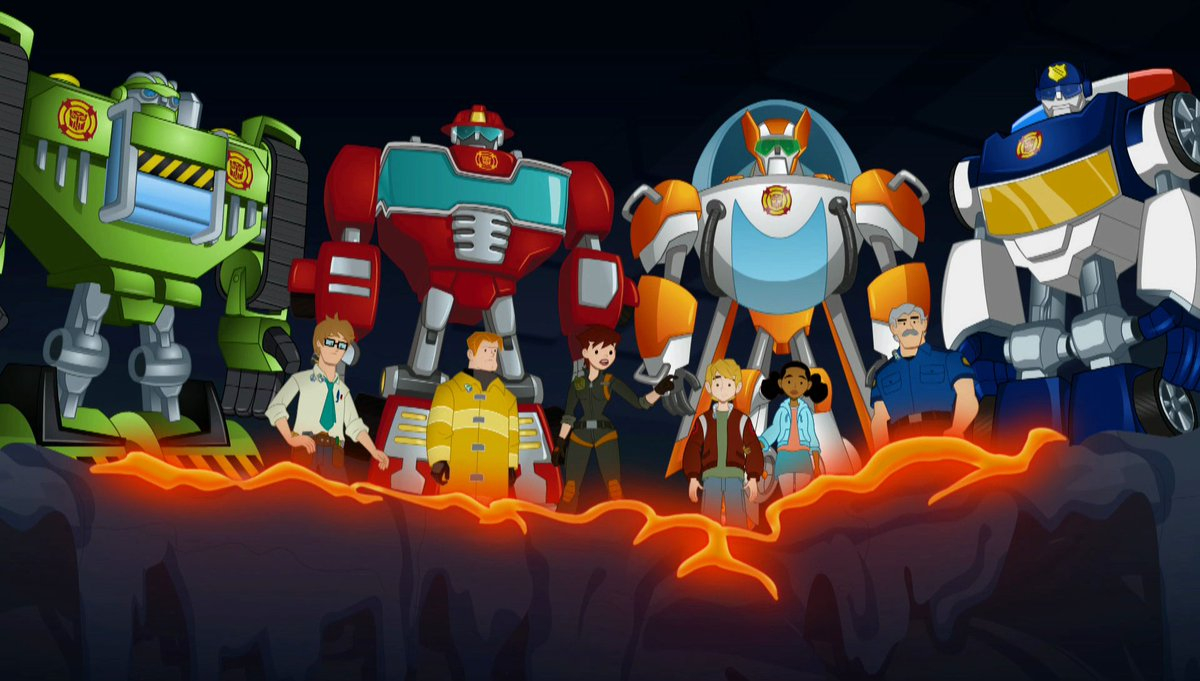 What Is The Name Of Town Featured In Transformers Rescue Bots? You Have 1  Day