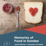 FREE Dundee Arts Café talk, Memories of Food in #Dundee @McManusDundee 4th October, 6pm. https://t.co/SYRBNBj46g https://t.co/05JZBmEa6c