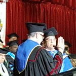 JURAMENTACIÓN DE Eduardo Flores Castro como Rector Universidad de Panamá @TReporta https://t.co/5ypakEt9kt