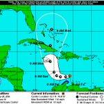 #ÚLTIMAHORA Huracán #Matthew a las 11:00HLV evolucionó a categoría 3 (Huracán Mayor) con vientos máximos sostenidos de 185 Km/h 30Sep https://t.co/dp50FY99NC