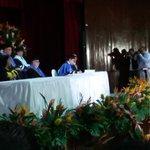@eflorescastro firma acta de posesión que lo acredita como rector de la Univerdidad de Panamá https://t.co/4N6SL5NRAw