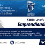 ¡HOY! 3er taller a cargo del EMBA. @JoseLuis_Macas  ¡No se lo pueden perder! https://t.co/NxxKubGf2w
