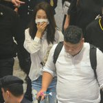 Big Bang & Song Ji Hyo arrival at KLIA Malaysia just now.. WELCOME TO MALAYSIA~ #SONGJIHYOinMY #BBinMY https://t.co/LYoRWB3ZLt