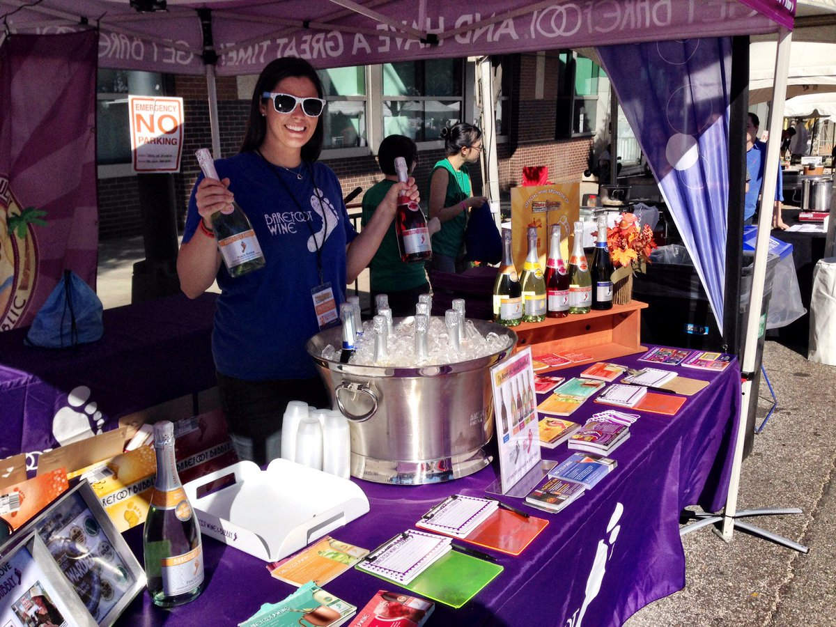 We can't wait to get Barefoot and have a great time at Taste of Atlanta with our proud partner <a href=https://twitter.com/BarefootWine target=blank>@BarefootWine</a>! <a href=https://t.co/xxKuY8M0Bx target=blank>https://t.co/xxKuY8M0Bx</a>