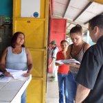 """Hacienda Pública desplegada en el mercado Municipal """"Pinto Salinas"""" haciendo Revisión y Supervisión de los Locales @elhinnaoui #Calabozo https://t.co/Qglqef0FLV"""