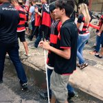 Flamengo se sente ❤️⚫️ Nunca vai ser só futebol https://t.co/Deeni9RQz8