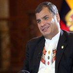 #Ecuador | Presidente @MashiRafael: América Latina vive un nuevo Plan Cóndor https://t.co/JCjIg0tamI https://t.co/VlwmoCEJjt