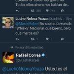 #Ecuador país donde el Presidente se pica y se pelea como niño en patio de colegio con un ciudadano via Twitter https://t.co/B6vUfEml8R