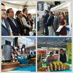 #Loja: @Robin10Flores participa en la Feria Ciudadana organizada por la @ARCSA_CZ7 al recordar 4 años de creación. https://t.co/BsFPiQ2Vjj