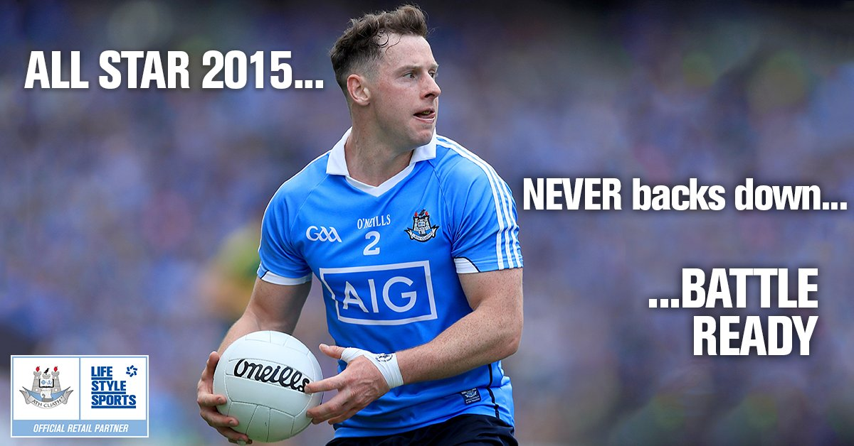Hard as nails, he's the last of the Dublin Street Fighters. #COYBIB #DUBvMAYO https://t.co/b55Rw9lV0l