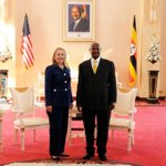 If @HillaryClinton wins shell have known @KagutaMuseveni as 1st Lady of Arkansas, as US First Lady, as Senator & as President of US of A. https://t.co/Quf9TTInYP