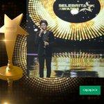 Selamat kepada @alysyarief yang memenangkan nominasi Seleb Tereksis #SAW2016 @OPPOIndonesia https://t.co/x3IaedDwzE