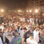 فیصل آباد میں کرپشن فری عوامی دھرنا میں شرکاء سے خطاب ۔ بڑی تعداد میں عوام کی دھرنے میں شرکت #FSDwithSirajulHaq https://t.co/j4uE4RRnLY