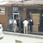 @ProtegeryServir captura a uno de los delincuentes que robaron en Laboratorio Clínico en Chiriquí. https://t.co/G6s0DXE6WY