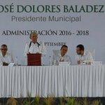 Un gusto acompañar al Presidente Municipal de #JoseMaMorelos, José Baladez a su toma de protesta. Juntos podemos. https://t.co/9KOsscWEt6
