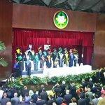 Toma de posesion del nuevo rector dr. @eflorescastro un nuevo liderazgo para nuestra UP #Renovación https://t.co/GTmkr7vnl1