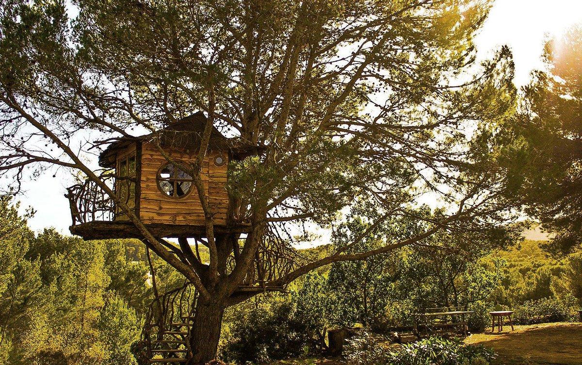Fotos casas en rboles las extraordinarias mansiones a reas de pete nelson - Casas en los arboles girona ...