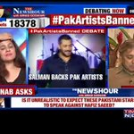 Why Cant Pak Artists Condemn Terror? Whats So Great About Artists That They Have To Be Above All #PakArtistsBanned https://t.co/lkR4buRKK8