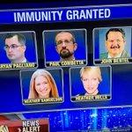 Immunity granted, no prosecutions. Great job FBI. HRC is a crook, we all know it. #tcot #ccot #gop #maga https://t.co/YEiD36dUMZ
