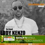 "Congrats to @eddykenzoficial - ""So Good"" nominee for Best East African Video #WAMVA16 https://t.co/JjUSFCYuWa"