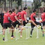 ¡El trabajo no cesa! Mañana recibimos a @TolucaFC en casa. #FuerzaRayos ⚡⚡⚡⚡ https://t.co/gWBTm2IHuZ