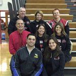 The Madison Principals celebrate homecoming together! https://t.co/MOdh1Wp1TN