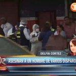 En Colón hombre es asesinado frente a varias personas por varios disparos. #TReporta https://t.co/s8ic4BRjFJ