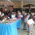Presentamos stand informativo en la expo-La Sallista 2016 en Colón https://t.co/3MZhZU9Bkt