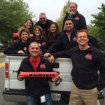Madison Pyramid Principals - ready for the parade. https://t.co/rDdhhJCHR9